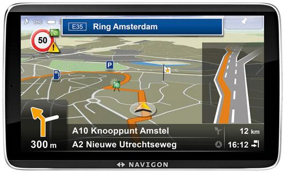 Navigon 92-serie per direct verkrijgbaar › pocketnavigation.nl