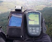 Vito Navigator II beim Gleitschirmfliegen