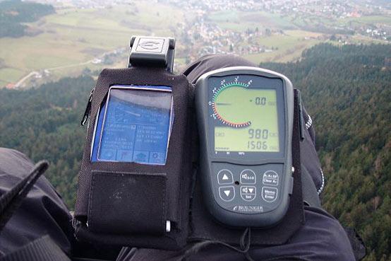 Vito Navigator II - Vito Navigator II und Gleitschirmfliegen - 1
