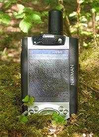 Navman GPS-Jacket - Das Navman GPS-Jacket - 1