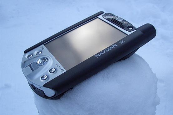 NavmanSE GPS-Jacket - NavmanSE GPS-Jacket - 1