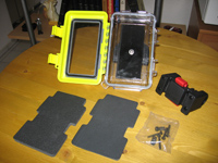 PDA Outdoor-Gehäuse ARMOR 1 - Erste Eindrücke - 1