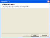 MagicMaps2Go - Installation - 1