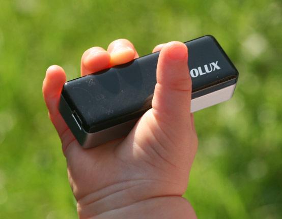 Holux GPSlim 240 - Vorwort - 1