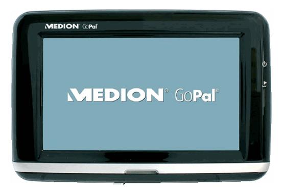 MEDION MD 96050 (PNA465) mit GoPal 2.0 AE - MD96050 bzw. PNA 465 - 1
