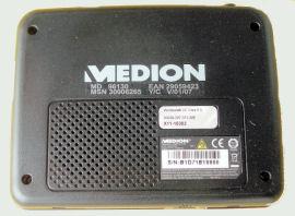 MEDION MD 96130 (PNA315T) mit GoPal 2.3 ME - Technische Daten - 1