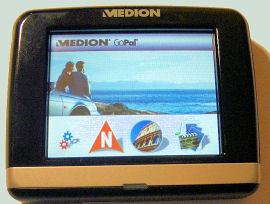 MEDION MD 96130 (PNA315T) mit GoPal 2.3 ME - Technische Daten - 2