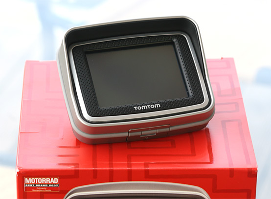 tomtom rider ii navigation gps. Black Bedroom Furniture Sets. Home Design Ideas