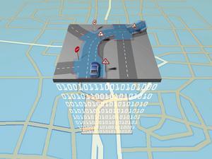Contivernetzt vernetzt Brems- und Fahrerassistenzsysteme