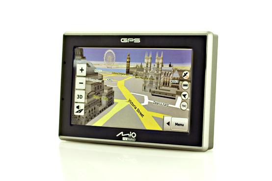 Mio C620t › pocketnavigation.de | Navigation