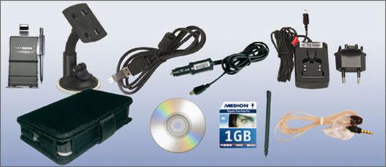 MEDION MD96630/MD96690 mit GoPal 4.3 PE bzw. GoPal 4.5 AE - Die unterschiedlichen Angebote - HOFER und ALDI im Vergleich (3772) - 1