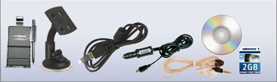 MEDION MD96630/MD96690 mit GoPal 4.3 PE bzw. GoPal 4.5 AE - Die unterschiedlichen Angebote - HOFER und ALDI im Vergleich (3773) - 1