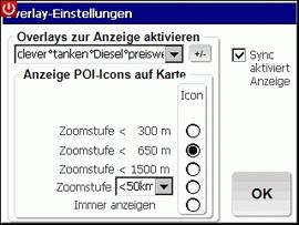 POI-Warner 3 - Anzeige von POIs und POI-Details - 2