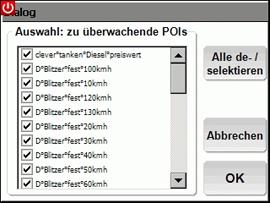 POI-Warner 3 - Anzeige von POIs und POI-Details - 4