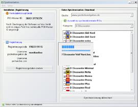 POI-Warner 3 - Installation von POI-Daten - 2