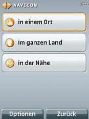 MN7 für Symbian S60 3rd - Benutzerführung und Zieleingabe (6181) - 1