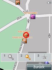 MN7 für Symbian S60 3rd - Benutzerführung und Zieleingabe (6181) - 3