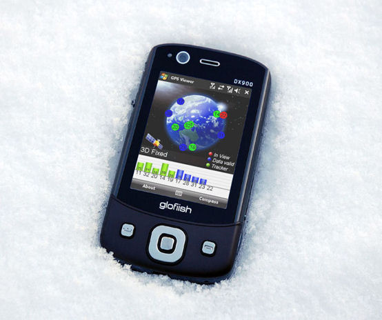 E-TEN glofiish DX900 - Quadband DualSIM PDA mit GPS - Vorwort - 1