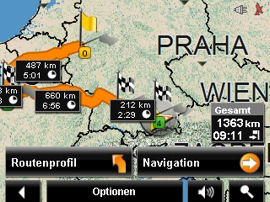 NAVIGON 2200 / 2210 - Routenplanung und Wegbeschreibung - 3