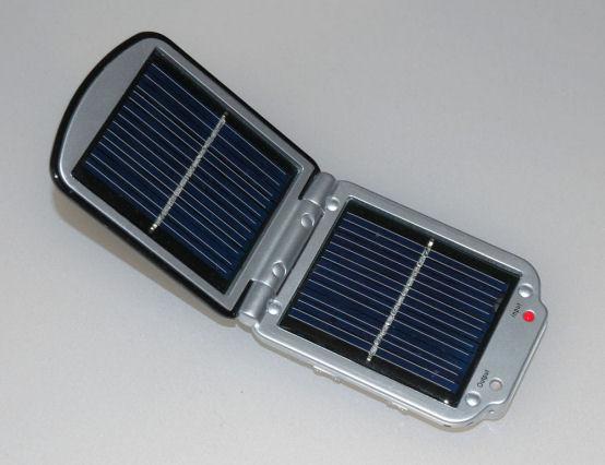 AIV Solar-Ladegerät - Einleitung - 1