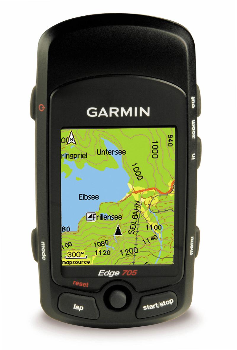 Garmin Edge 705 › pocketnavigation.de | Navigation | GPS | Blitzer | POIs