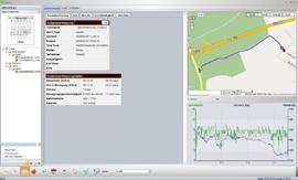 Qstarz BT-Q1300 nano - QStarz Sportsoftware (6404) - 1