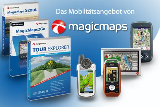 Über Stock und Stein - MagicMaps2GO V3 - Einleitung - 1