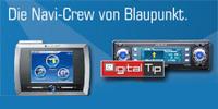 Testwagen für GEO24 - VW Polo mit zwei Blaupunktsystemen - 1