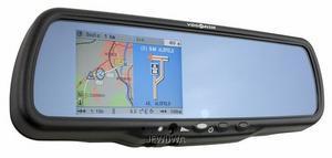 VDO MS5200 mit Rückspiegelmonitor im BMW E93 - MM 2100 - 1