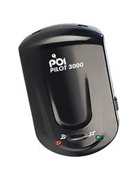 GPS-Empfänger POI-Pilot 3000 warnt ohne Navigationsgerät vor festen und mobilen Blitzern und Gefahrenstellen...