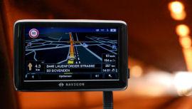 NAVIGON 4310 max - GPS-Empfang - 2