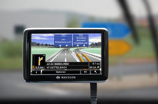 NAVIGON 4310 max - Reality View, Fahrspur-Assistent Pro und Reale Beschilderungsanzeige - 1