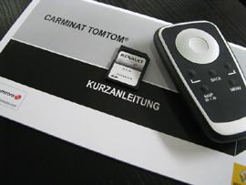 Renault Carminat TomTom - Ausstattung - 2