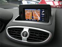 Renault Carminat TomTom - Darstellung im Display - 1