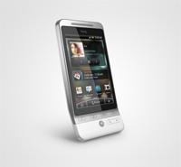 HTC stellt mit dem neuen HTC Hero auch das neue User Interface HTC Sense vor...
