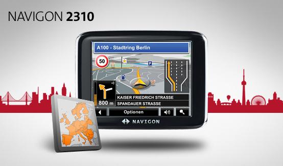 NAVIGON 2310 - Einleitung - 1