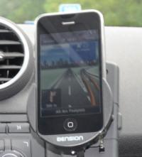 NAVIGON MobileNavigator fürs iPhone - Fahrtanweisung, Ansagen und Lautstärke - 1