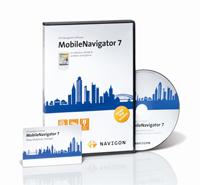 Der MobileNavigator zum Sommer-Aktionspreis von 79 EUR für alle Betriebssysteme...