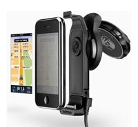 Bei einem britischen Online-Händler kann die TomTom Navigationssoftware fürs iPhone inkl. Halter zum Preis von ca. 133 EUR vorbestellt werden...