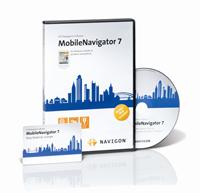 Gewinne eine Lizenz der MobileNavigator Software für ein unterstütztes System deiner Wahl...