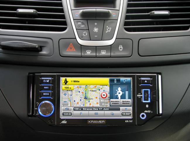 Din Gps Car Audio System