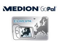 MEDION bietet Nutzern eines GoPal 5.0 Navis die Q2/2009 Europakarte zum kostenlosen Download an...