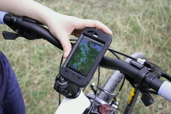 BikeCase für das iPhone 3G(S) - Einleitung - 1