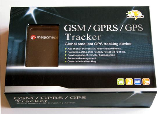 MagicMaps GPS Tracker TK102 - Einleitung und Beschreibung (7303) - 1