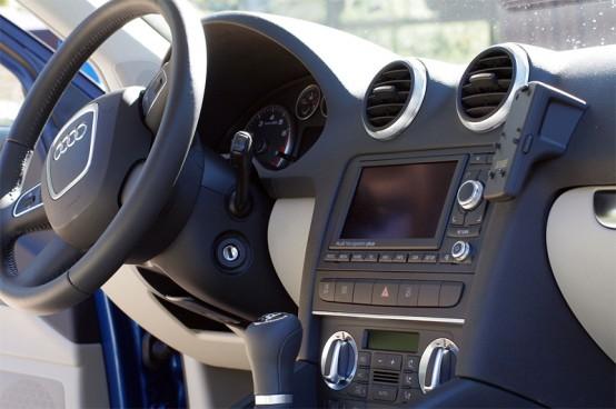Audi RNS-E 2009 - Einleitung und Beschreibung (3866) - 1