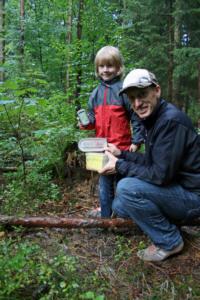 Garmin Deutschland und der Deutsche Wanderverband stellen ein gemeinsames Positionspapier Naturverträgliches Geocaching vor...