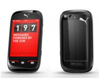 Die PUMA AG bringt in Zusammenarbeit mit Sagem ein Smartphone mit Solarfladefunktion auf den Markt....
