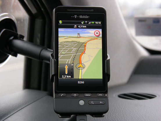 NAVIGON MobileNavigator für Android onboard - Vorwort - 1