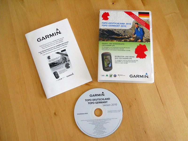 garmin topo deutschland 2010
