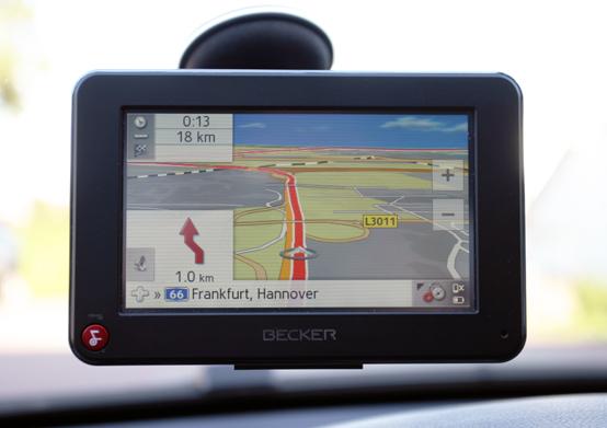 Becker Traffic Assist Z213 - Einleitung - 1